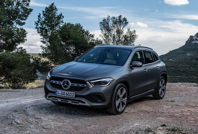 2020 - 2021 Best Luxury Compact SUVs